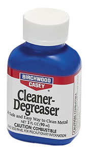 Birchwood Casey 16225  Liquid Cleaner & Degreaser 3 Oz