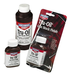 Birchwood Casey 23123   Tru Oil Water Resistent Gun Stock Finish 3 Oz