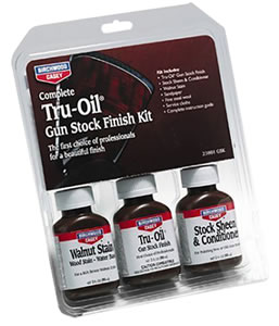 Birchwood Casey 23801 Tru Oil Liquid Stock Finish Kit