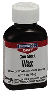 Birchwood Casey 23723  Liquid Stock Wax 3 Oz
