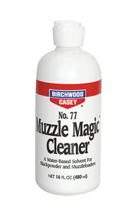 Birchwood Casey 33745  #77 Black Powder Solvent 16 Oz