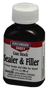 Birchwood Casey 23323  Gun Stock Filler & Sealer 3 Oz