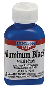 Birchwood Casey 15125  Aluminum Black Touch Up 3 Oz