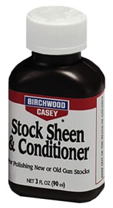 Birchwood Casey 23623  Stock Sheen/Conditioner 3 Oz