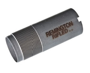 Remington Choke Tube Extended, 19612, 12 Ga,  Rifled, Stainless