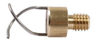 CVA AC1460 Brass Patch Puller Fits All CVA Ramrods