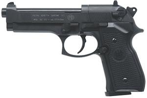 Umarex 8 Shot Beretta 92 .177 Caliber CO2 Pistol 2253000