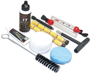 Thompson Center Prohunter Accessory Cleaning Kit/10 Sabots & DVD 7480