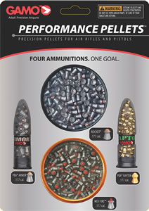 Gamo .177 Cal Master Point Assorted Pellet Combo/Match/Magnum/Hunter 1000 Count 632092854