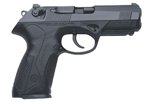 Umarex 2253004 .177/BB Cal Beretta PX4 Pistol 16 Shot Repeater Black Finish