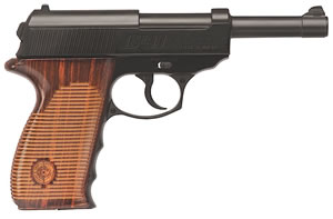 Crosman C41BB .177 Luger CO2 Powered Pistol w/18 Shot Mag