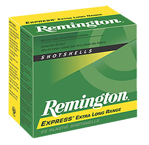 Remington Express Long Range SP4104, 410 Gauge, 2 1/2 in, 1/2 oz, 1200 fps, #4 Lead Shot, 25 Rd/bx, Case of 10 Boxes