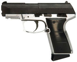 Daisy Model 5501 Powerline C02 Blowback Pistol .177 (4.5mm)