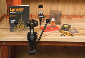 Lyman 7810142 T-Mag Expert Kit Deluxe