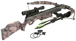 Excalibur 6845 Axiom Crossbow w/Lite Stuff Accessory Package