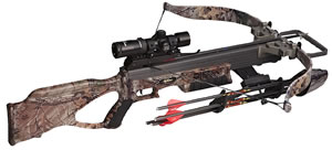Excalibur 3500 Matrix 355 Crossbow Package, Realtree Xtra