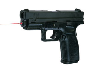 Lasermax LMS3XD Laser Sight For Springfield XD 9mm/40 Smith & Wesson