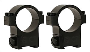 CZ Scope Rings 19003, CZ 550/ZKK 602, 1 in, Blue Steel