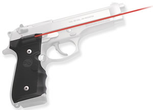 Crimson Trace LG302 Lasergrip For Beretta 92/96