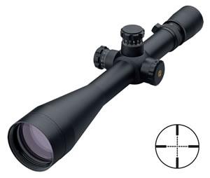 Leupold Mark 4 Long Range Tactical Rifle Scope 54690, 8.5x-25x, 50mm Obj, 30mm Tube Dia, Matte, Mil-Dot Reticle, w/$50 Coupon For Future Order