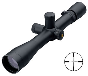 Leupold Mark 4 Long Range Tactical Rifle Scope 56130, 4.5x-14x, 40mm Obj, 30mm Tube Dia, Matte, Mil-Dot Reticle, w/$25 Coupon For Future Order