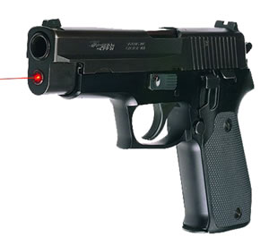 Lasermax LMS2201 Laser Sight For Sigarms P220/.45 ACP