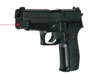 Lasermax LMS2263 Laser Sight For Sigarms P226 357/.40 Smith & Wesson