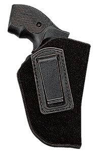 Uncle Mikes Inside The Pant Holster For 2 in -3 in Small/Med Double Action Revolver, Left Hand, Model 89002