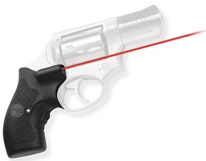 Crimson Trace LG111 Polymer Lasergrip For Ruger SP101