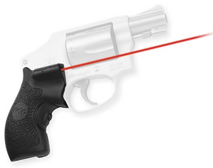 Crimson Trace LG105 Lasergrip For Smith & Wesson J Frame