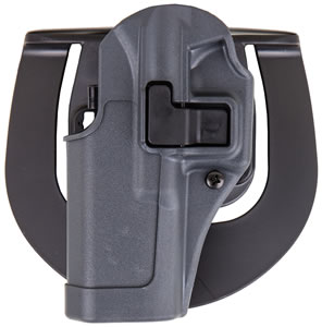 Blackhawk Sportster Left Hand Black Holster For Beretta 92/96 413504BKL