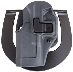 Blackhawk Sportster Left Hand Gray Holster For Glock 19/23/32, Model 413502BKL
