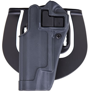 Blackhawk Sportster Left Hand Gray Holster For Colt 1911, Model 413503BKL