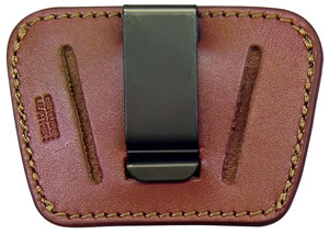 PSP Small-Med Belt Slide Holster For .22/.25/.32/.380, Model 36