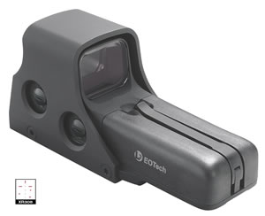 Eotech 552XR308 Model 552 Holographic Weapon Sight, w/$10 Coupon For Future Order