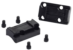 Browning 12334 2 Piece Matte X-Lock Integrated Base For X-Bolt Rifle