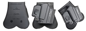 Springfield XD Gear 1 Piece Paddle Holster, Model XD3500PH1