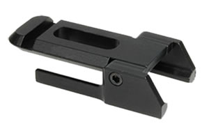 Lasermax LMS-HKADP-C Rail Adapter Converter To Picatinny Rail For HK Compact