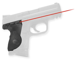 Crimson Trace Lasergrip For S&W Sub Compact M&P LG661