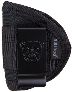Bulldog Inside The Pant Holster WIPM, Black, Med