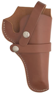 Hunter 1170 Leather Hip Holster For 3 in Barrel Taurus Judge