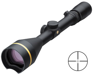 Leupold VX-3L Rifle Scope 66670, 3.5x-10x, 50mm, Matte Black, Duplex Reticle, w/$10 Coupon For Future Order