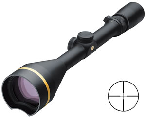 Leupold VX-3L Rifle Scope 66680, 3.5x-10x, 56mm, Matte Black, Duplex Reticle, w/$25 Coupon For Future Order