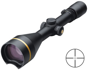Leupold VX-3L Rifle Scope 66710, 4.5x-14x, 50mm, Matte Black, Duplex Reticle, w/$25 Coupon For Future Order