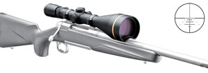 Leupold VX-3L Rifle Scope 66740, 6.5x-20x, 56mm, Matte Black, Varmint Reticle, w/$50 Coupon For Future Order
