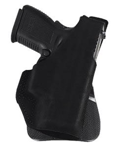 Galco PDL160B Paddle Lite Holster For S&W J Frame 36 w/2 in Barrel