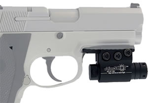 Aimshot KT6132 Red Laser w/Rail Mount