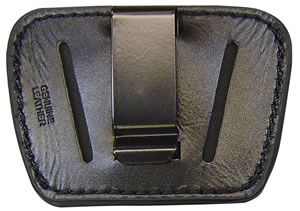 PSP 036BLK Black Belt Holster For Small/Medium Frame Handguns