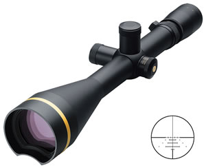 Leupold VX-3L Rifle Scope  66730, 6.5x-20x, 56mm Obj, 30mm Tube Dia, Matte Black, Varmint Hunters Reticle, w/$50 Coupon For Future Order