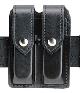 Safariland 77834HS Black Double Magazine Pouch
